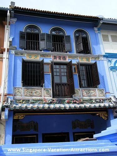 A Peranakan Museum to showcase Baba or Peranakan history, culture and architecture